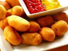Nathan's Corn Dog Nuggets