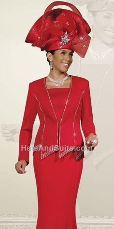Donna Vinci KNITS 2935 Women Suit Spring 2013