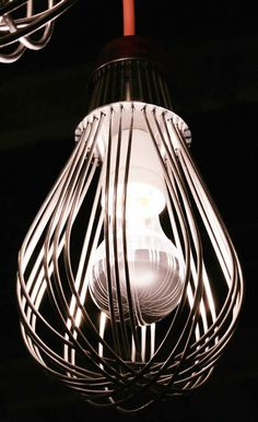 Chef de Cuisine lamp by Findelkind