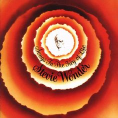 """Stevie Wonder - Songs in the Key of Life - its one of the best LPs of all time. I love """"As,"""" and I told Stevie that. He said he thought it was the best lyric he ever wrote. Lps, Lp Cover, Cover Art, Vinyl Cover, Sir Duke, Vinyl Collection, Record Collection, Classic Album Covers, Iconic Album Covers"""