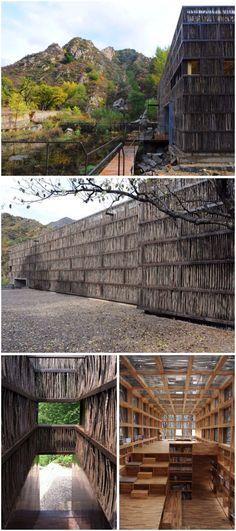 LiYuan Library / Li Xiaodong Atelier / Beijing, China
