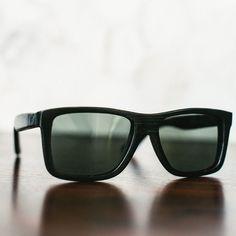 Trinity Bamboo Sunglasses