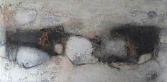 PETRA LORCH | ABSTRAKTE MALEREI | www.lorch-art.de | Komposition 10.085 | 160×80 | Mischtechnik auf Leinwand | Petra Lorch |Freischaffende Künstlerin | mail@lorch-art.de