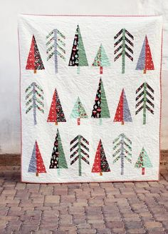 (9) Name: 'Sewing : Pinetop Quilt