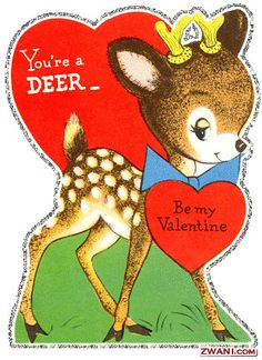 deer of love