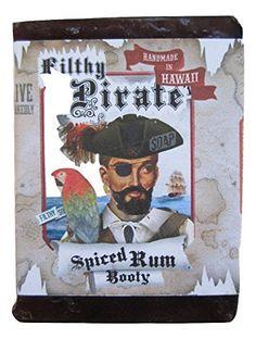 Filthy Farmgirl Filthy Pirate BAR SOAP