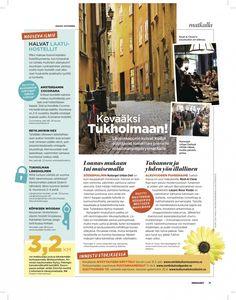 Magazine MeNaiset, March 2013