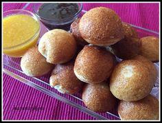 Vitumbua #BreadBakers From the East Coast of Africa Vitumbua (singular kitumbua) pronounced as vee toom booa are the local answer to pa...