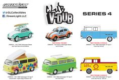 29860 - 1:64 Club Vee-Dub Series 4