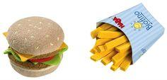 Biofino - Frietjes met Hamburger