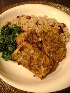 Jamaican Jerk Tofu #vegan #vegetarian