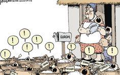 Robert Ariail Editorial Cartoon, September 16, 2015     on GoComics.com