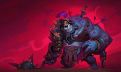 ArtStation - Zombie Gladiator, Baldi Konijn