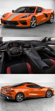 Bmw Sport, Porsche Sports Car, Sport Cars, Chevrolet Corvette Stingray, Chevrolet Camaro, Fancy Cars, Cool Cars, Custom Muscle Cars, Best Luxury Cars
