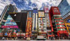 Akihabara Street by Stuck in Customs, via Flickr