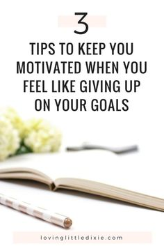 I'm sharing my tips and tricks to help you stay focused and accomplish those goals you set at the beginning of the year.