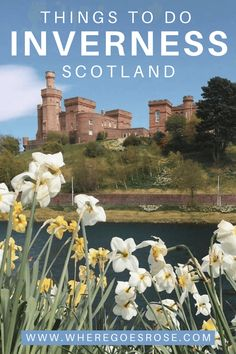 Places In Scotland, Scotland Travel, Ireland Travel, Inverness Castle, Inverness Scotland, Solo Travel Tips, Uk Trip, Jet Plane, Scottish Highlands