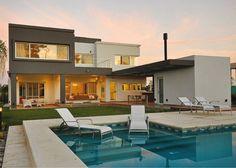 A+R Arquitectos - Casa estilo actual racionalista - PortaldeArquitectos.com