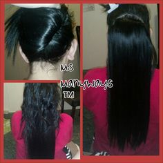 Extensions weave sew INS quick weaves Houston Channelview area cut comes with it. No bumps beautiful hair extensions.