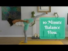How to Improve Your Balance in Standing Poses