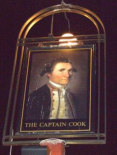 The Captain Cook -