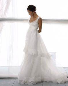 6ad2b66d3750 Le Spose Di Gio Pre Collezione 2014 Abito Matrimoniale Stile Impero Abiti  Da Sposa