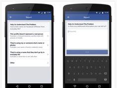 ONE: Facebook actualiza su política para evitar el uso de nombres falsos
