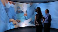 Virtual Surgery, 3-D Security Cameras, and Other Glimpses of Our Augmented…
