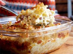 Per Morbergs makaronipudding (kock Per Morberg) Pasta Recipes, Baking Recipes, Snack Recipes, Snacks, Pudding Recipes, Canned Blueberries, Vegan Scones, Caesar Pasta Salads, Recipes