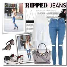 A fashion look from October 2015 featuring Zimmermann tops, Topshop jeans and Kate Spade shoes. Browse and shop related looks.