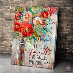 Painting Inspiration, Canvas Wall Art, Paintings On Canvas, Canvas Painting Projects, Framed Canvas, Flower Art, Painting & Drawing, Art Projects, Illustration