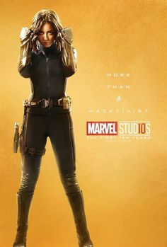 Chloe Bennet. Actress. Daisy Johnson. Quake. Agent's of S.H.I.E.L.D ❤♥