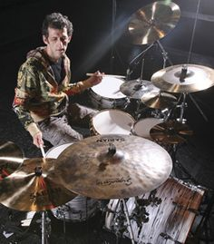 For years, Jojo Mayer has been regarded as a drumming shaman, a man of mystery, a technical guru existing on the outer reaches of traditional drumming logic....