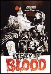 Legacy of Blood  - FULL MOVIE - Watch Free Full Movies Online: click and SUBSCRIBE Anton Pictures  FULL MOVIE LIST: www.YouTube.com/AntonPictures - George Anton -   In order to qualify to inherit the family fortune, the four heirs must spend the night in the family estate. During the night someone starts killing them off.