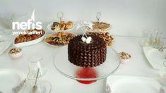 Ganaj Kaplı Yaş Pasta - Nefis Yemek Tarifleri Birthday Cake, Desserts, Food, Tailgate Desserts, Deserts, Birthday Cakes, Essen, Postres, Meals