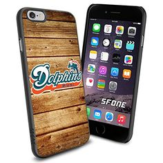 """Miami Dolphins Wood iPhone 6 4.7"""" Case Cover Protector for iPhone 6 TPU Rubber Case SHUMMA http://www.amazon.com/dp/B00VR37ZYS/ref=cm_sw_r_pi_dp_Z.LTwb0TFZEVN"""