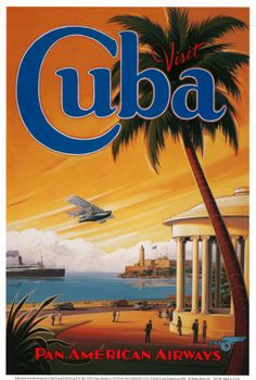 Cuban Postcard