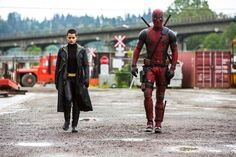 New 'Deadpool' Images Feature More Then Just the Merc with a Mouth