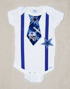 1c18c3487 Rylo Dallas Cowboys tie and suspenders with a Star embellishment