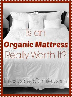 Is an Organic Mattress Really Worth It--hope to be able to buy someday Bunk Bed Mattress, Most Comfortable Bed, People Sleeping, Frugal Living Tips, Natural Cleaning Products, Health Articles, Natural Living, Spring Cleaning, Healthy Habits