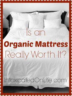 Is an Organic Mattress Really Worth It