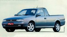 VW Saveiro TSi