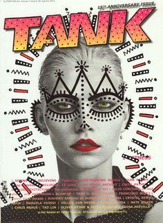 Artistic Illustrations on Fashion Magazine Covers