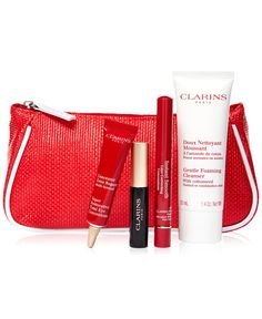 Receive a Free 5-Pc. Gift with $85 Clarins purchase