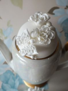one of the cupcakes form my 'Cotton collection'
