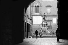 Bologna bianco e nero