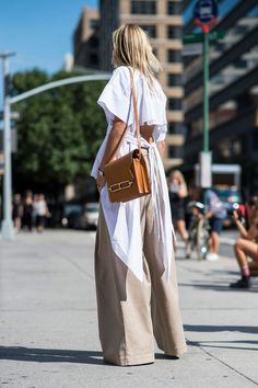 - All the best street style at New York Fashion Week