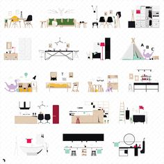 Visit Toffu for architectural presentation resources @toffuco #toffu #toffu.co #flatvector #axonometric #cad #dwg #flaticon #architecture #architecturalpresentation #architecturaldiagram #architecturalresources School Building Design, Architectural Presentation, Modern Furniture, Photo Wall, Animation, Interior Design, Architecture, Nest Design, Arquitetura
