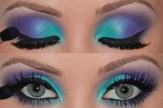 Amei, Delineador, Eyeshadow, Makeup