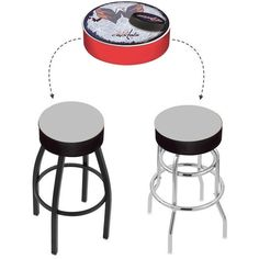 The Nebraska Huskers Bar Stool Seat Cover is hand-made in the USA. The vinyl cover will fit diameter x thick seats. Bar Stool Cushions, Bar Stool Seats, Colorado Avalanche, Vancouver Canucks, Tiger Bar, Louisiana Tech, Memphis Tigers, Black Bar Stools, Missouri Tigers